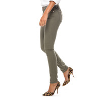 Fatigue Mid Rise Skinny Jeans