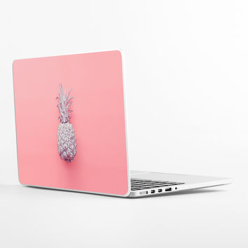 Tiny Pink Pineapple Laptop Skin