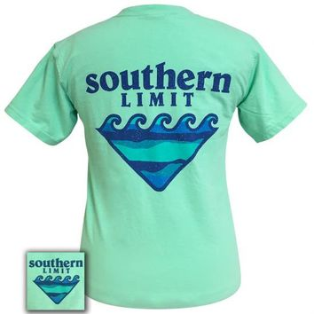 Southern Limits Beach Waves Unisex Comfort Colors T-Shirt