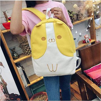 University College Backpack 2018 New Student  s Japanese Style Cute Kitten Embroidery Large Size Capacity School Bags For Children GirlsAT_63_4
