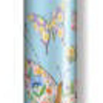 Flultter Butterfly Floral Writing Pen with Touchpad Stylus