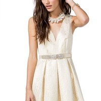 Lovely Lurex LuLu Dress
