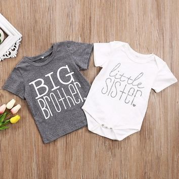 Big Brother & Little Sister Outfits