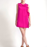 Cynthia Rowley - Side Ruffle Dress