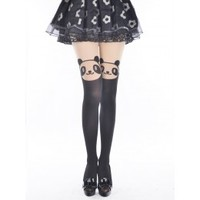 Kawaii Panda Tights