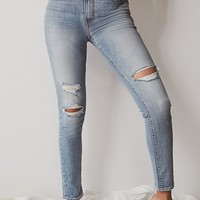 Levi's 721 Skinny Jean – Worn + Torn | Urban Outfitters