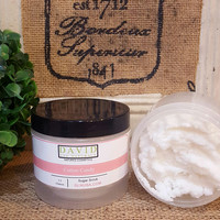 Cotton Candy Sugar Scrub