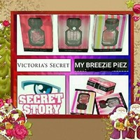 Victoria's Secret ~ BOMBSHELL TRiO ~ Comes with VS Gift Bag ~ STOCKING STUFFER