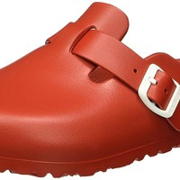 Birkenstock Womens Boston EVA Beach Flat Holiday Summer Lightweight Clog