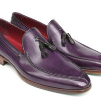 Paul Parkman Patina Monks Derby Oxfords Brogues loafers Mens Shoes | StyleDotty