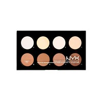 NYX - Highlight & Contour Pro Palette - HCPP01