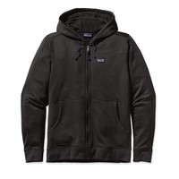 Patagonia Men's Upslope Full-Zip Fleece Hoody