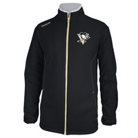 Reebok Pittsburgh Penguins Center Ice Warm-Up Jacket  - Mens