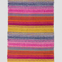 Multi Hand Woven Accent Rug