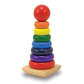 Rainbow Stacker NOV TOY