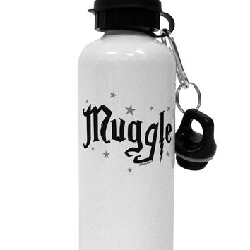 Muggle Aluminum 600ml Water Bottle