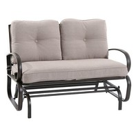 SONOMA Goods for Life Claremont Patio Loveseat Glider