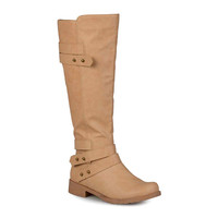 Journee Collection Lark Riding Boot Shoe - JCPenney