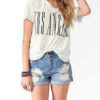 Relaxed Los Angeles Tee