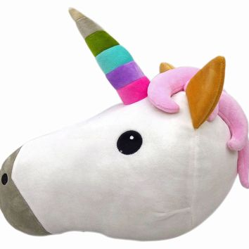 Magical Unicorn Plush Pillow Toy