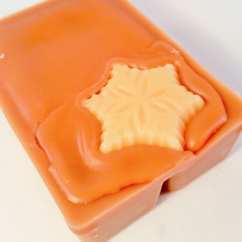 Gingerbread Cookies Scented Clamshell Paraffin Wax Tart Melts - Home Fragrance - Winter Christmas Scent - Candle Melts - Strong Scent