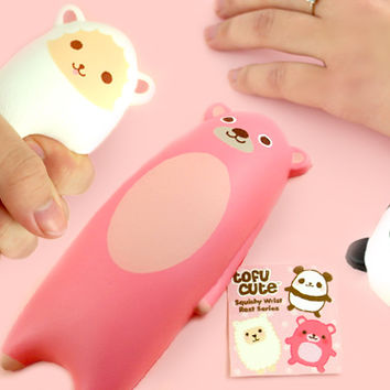 Kawaii Squishy Animal Wrist Rest : Shop Kawaii Squishy on Wanelo