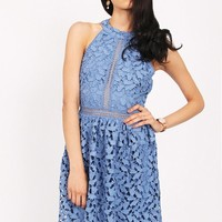 Adelaide Lace Dress   Ruche