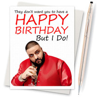 Dj Khaled Card - Another One - Funny Anniversary - Funny Anniversary Of - Card For Girlfriend - Fancy Handmade Card - Funny Greeting Cards