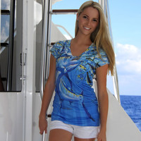 Womens Fishing Shirt
