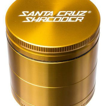 Santa Cruz Medium 4 Piece Herb Grinder