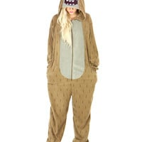 RIGBY HOODED & FOOTED Onesuit