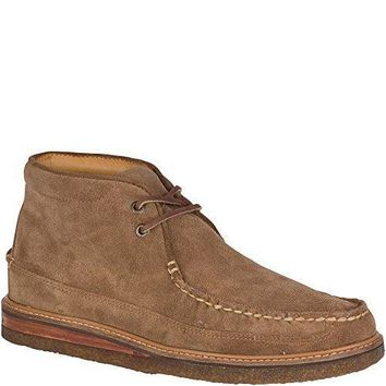 MDstyle  Top-Sider Gold Cup Leather Crepe Chukka