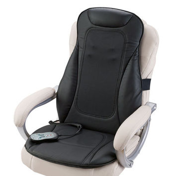 INeed® Shiatsu Seat Topper with Heat