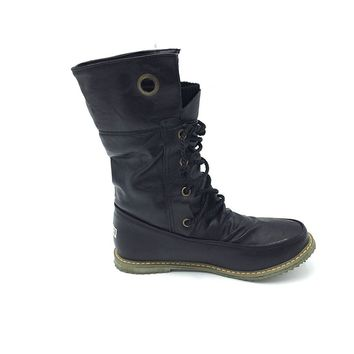 Fashion Motorcycle Martin Boots for Women