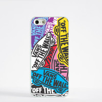 iPhone 6 Case, iPhone 6 Plus Case, iPhone 5S Case, iPhone 5 Case, iPhone 5C Case, iPhone 4S Case, iPhone 4 Case - Colorful Vans