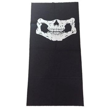 Sports Cycling Bike Bicycle Riding Scarf Variety Magic Headband Veil HeadScarf Scarves Face Mesh skull Bandanas Mask