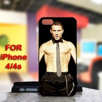 Channing Tatum hot sexy For IPhone 4 or 4S Case / Cover