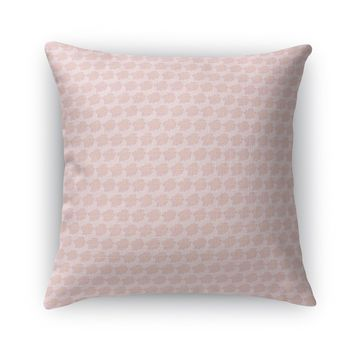 PARISIAN FLOWER Accent Pillow By Heidi Miller