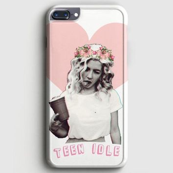 Marina And The Diamonds Collage iPhone 8 Plus Case | casescraft