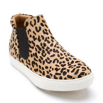 Coconuts by Matisse Harlan Leopard Fashion Sneakers