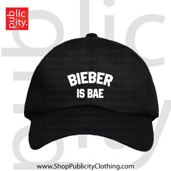 Bieber Is Bae Cap