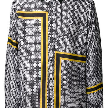 Givenchy 4G Graphic Print Shirt - Farfetch
