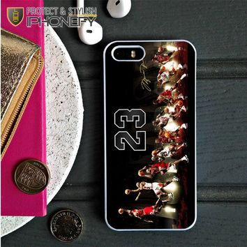 Michael Jordan Air 23 iPhone 5C Case|iPhonefy