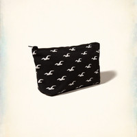Graphic Large Pouch