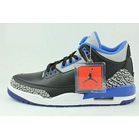 Best Deal AIR JORDAN 3 RETRO 'SPORT BLUE'