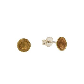 Small Disc Studs