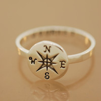Compass Ring Custom