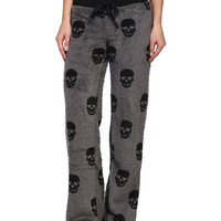 P.J. Salvage Soft Skully Pant Charcoal - Zappos.com Free Shipping BOTH Ways