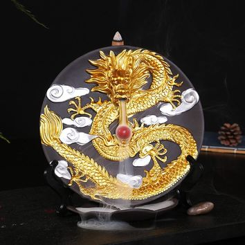 Sky Dragon - Backflow Incense Burner