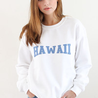 Hawaii Oversized Sweater
